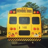 Blijft mooi zo'n Amerikaanse schoolbus