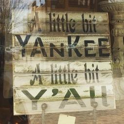 Een beetje van NYC en een beetje van het Zuiden