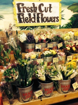 Eindelijk, een winkel met mooie bloemen!