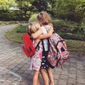 Eindelijk weer naar school