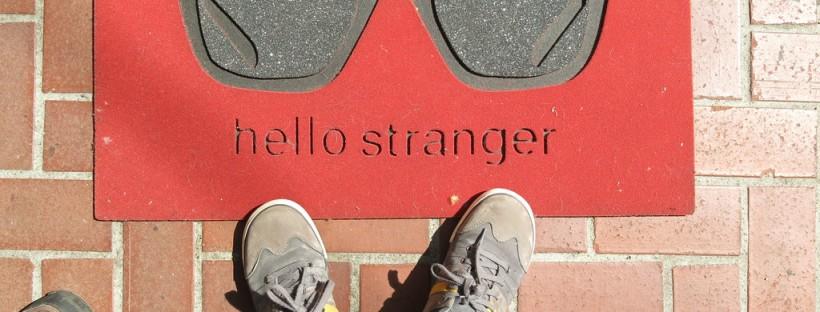 Hello stranger praatjes amerika cultuur