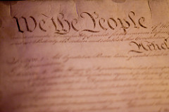 Amerikaanse Constitutie We the People
