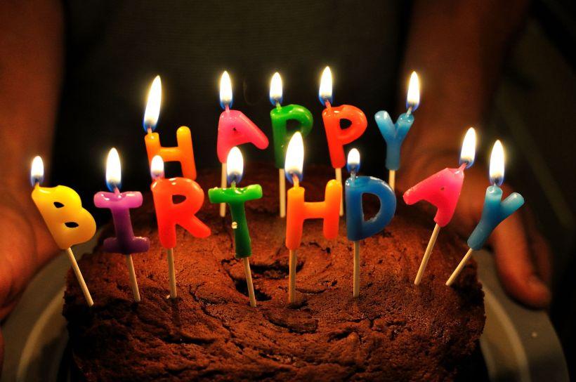 Happy Birthday by Will Clayton, Flickr