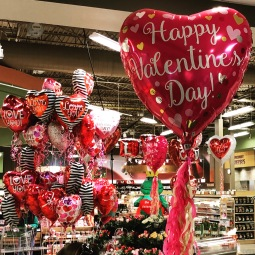 Happy Valentine! #alleshartjes #amerika #valentijnsdag #langlevendecommercie