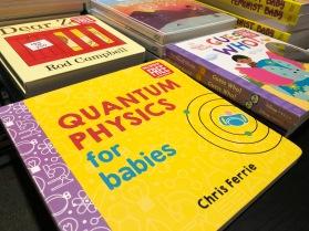 Welja, kwantumfysica voor baby's...#onlyinamerica #kwantumfysica #amerika #baby